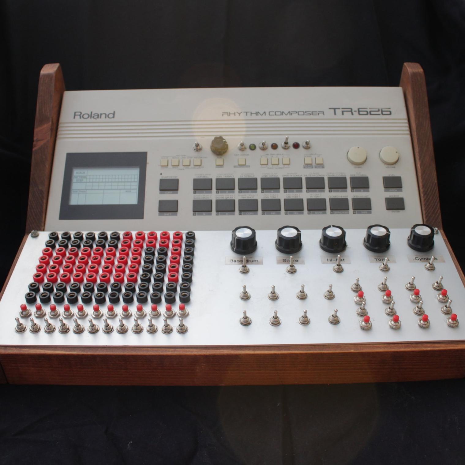 Roland TR-626 Drum Machine -