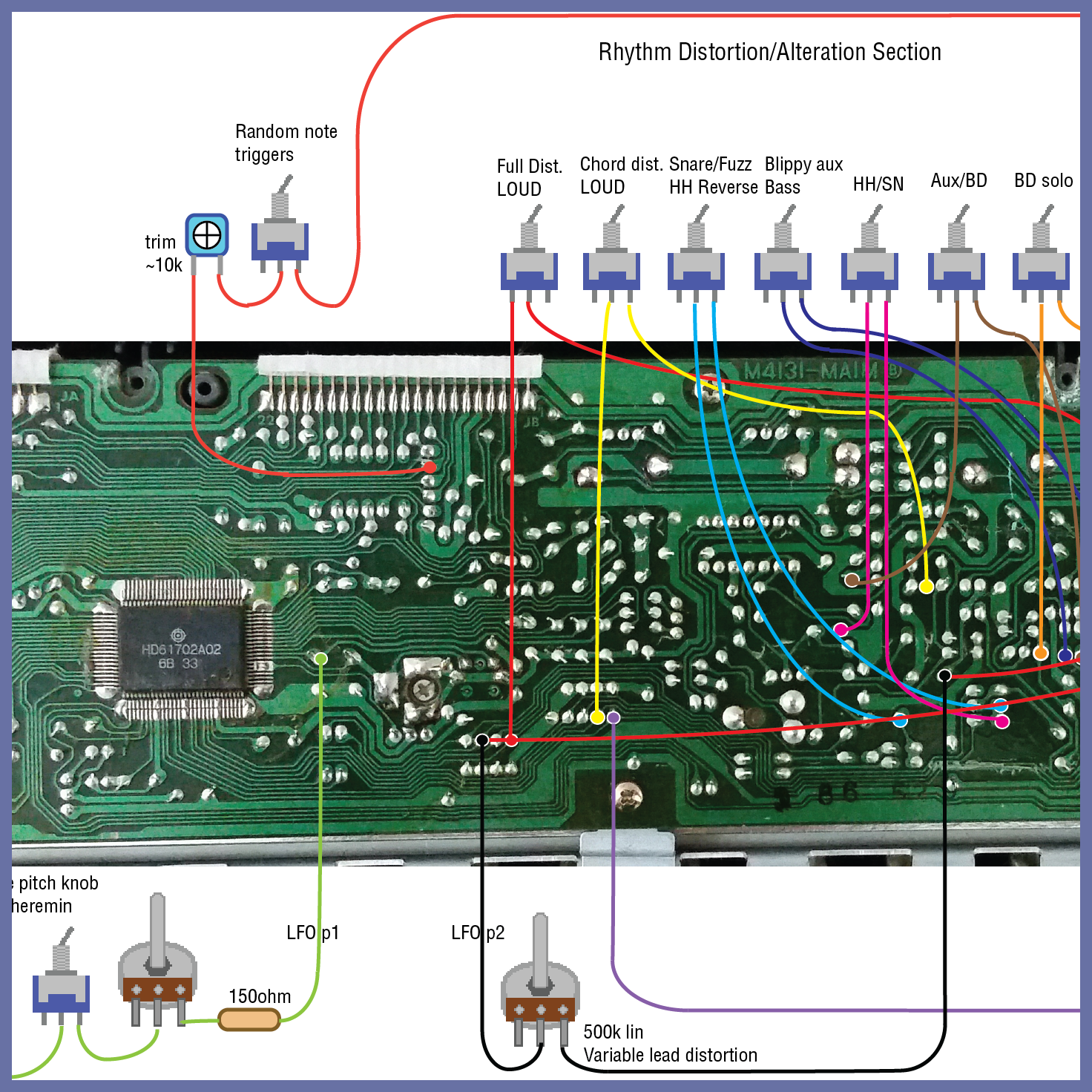 Schematics / Reference Images -