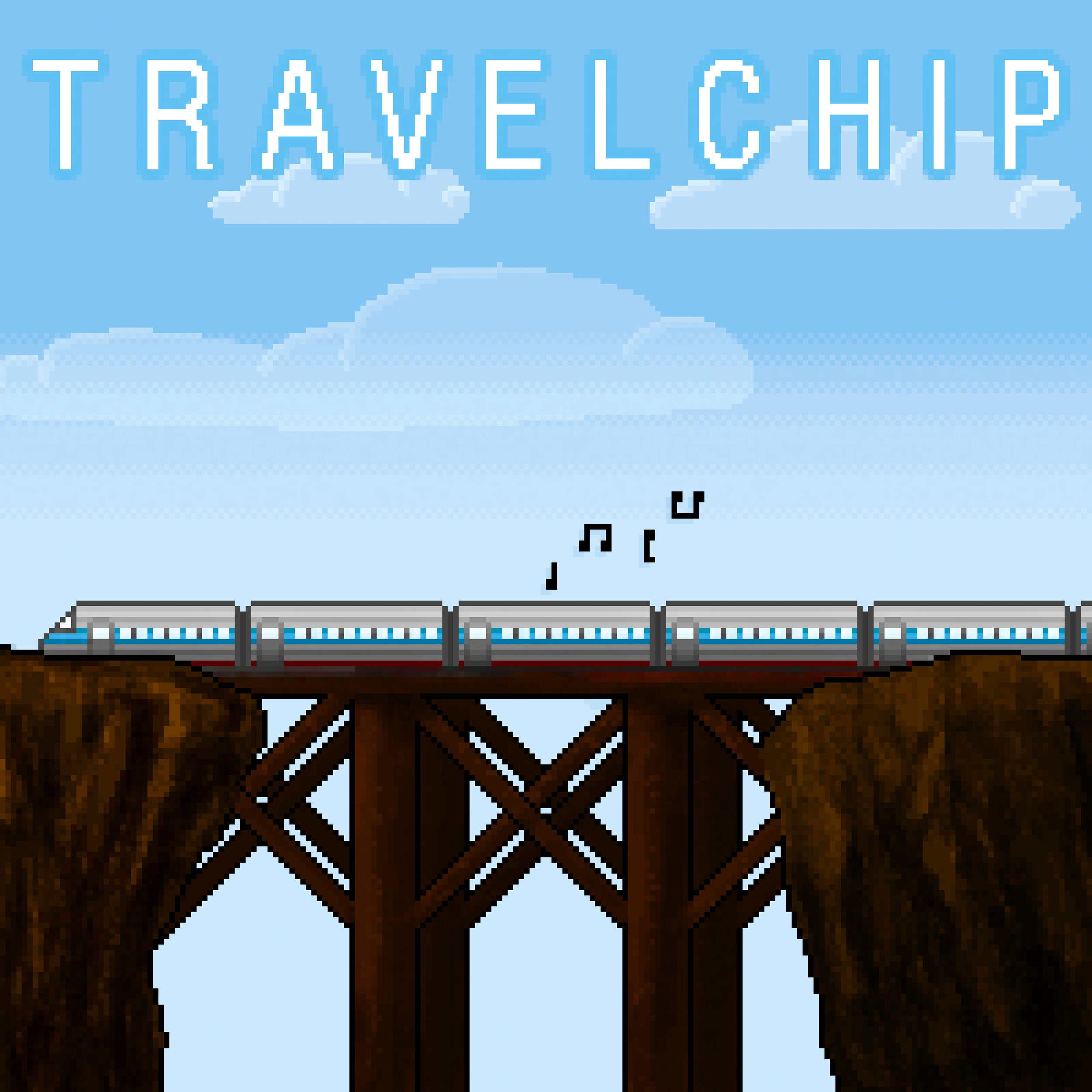 Travelchip - Full Length Album / Chiptune / Bitpop / ElectronicReleased on Lagom Audio/VisualStreaming on Spotify