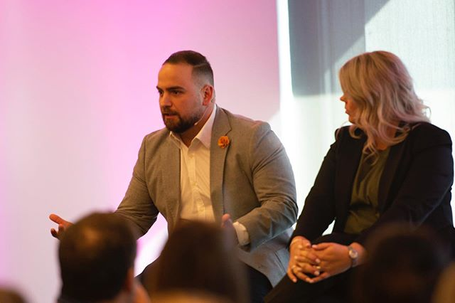 Our last breakout session has Tameka Smith (@tamekasmith2) and Adam Freitas (@adamfreitasbdm) in conversation with Kate Benjamin (@kate_benj) sharing their business development tips. Such a great opportunity to be able to have authentic discussions with leaders in our industry to help us all grow!