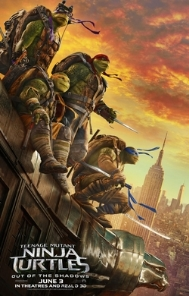 Episode 4 - Teenage Mutant Ninja Turtles: Out of the Shadows