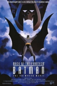 Episode 8 - Batman: Mask of the Phantasm
