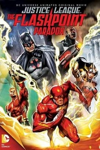 Episode 28 - Justice League: The Flashpoint Paradox
