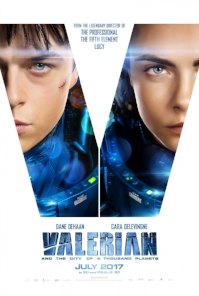 Episode 61 - Valerian and the City of a Thousand Planets