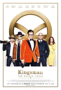 Episode 70 - Kingsman: The Golden Circle