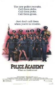 Episode 75 - Police Academy