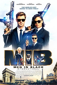 Episode 152 - Men in Black: International