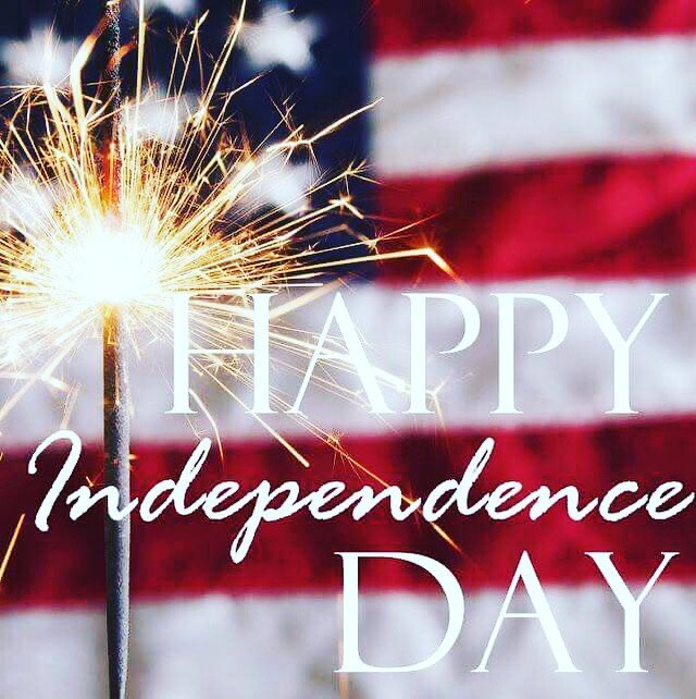 Happy Independence Day!! From the Fire It Up Crew!