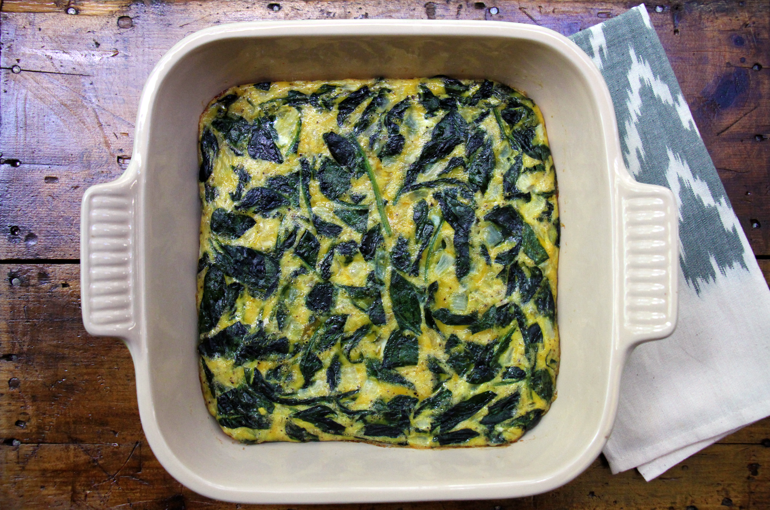 spinach-and-onion-egg-bake-gluten-free