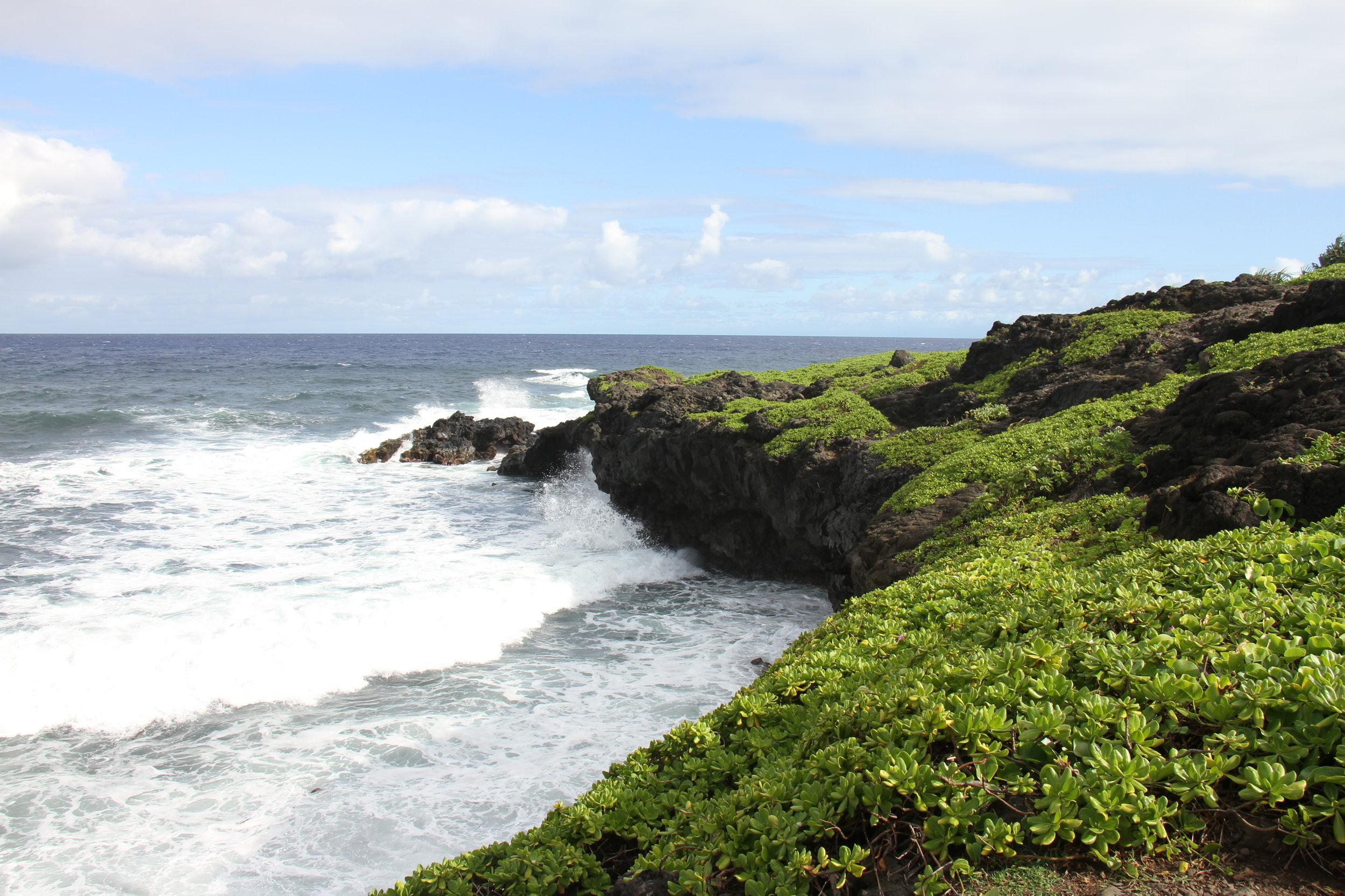 Road to Hana- Haleakala National Park - Seven Sacred Pools at Ohe'o