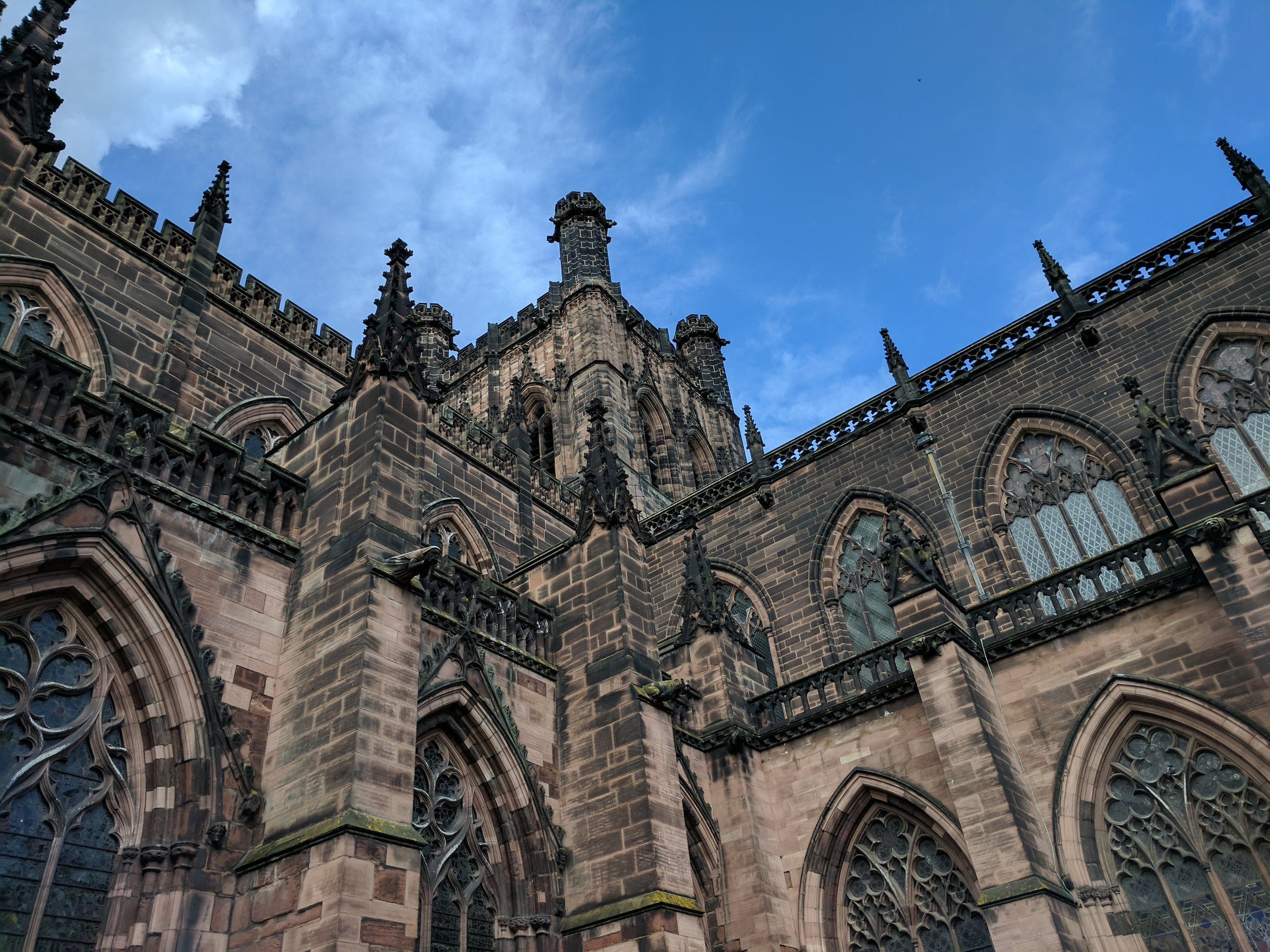Chester Cathedral in Chester, England