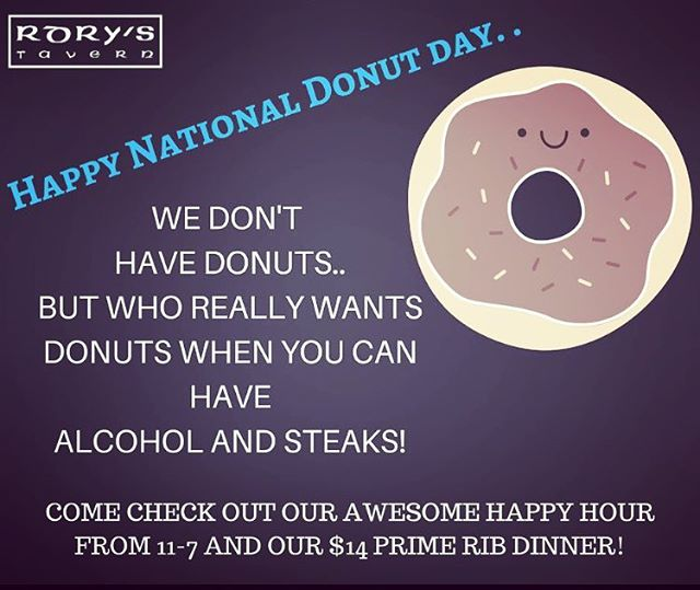 #Friday #dinner #happyhour #steak #nationaldonutday #denver #colorado