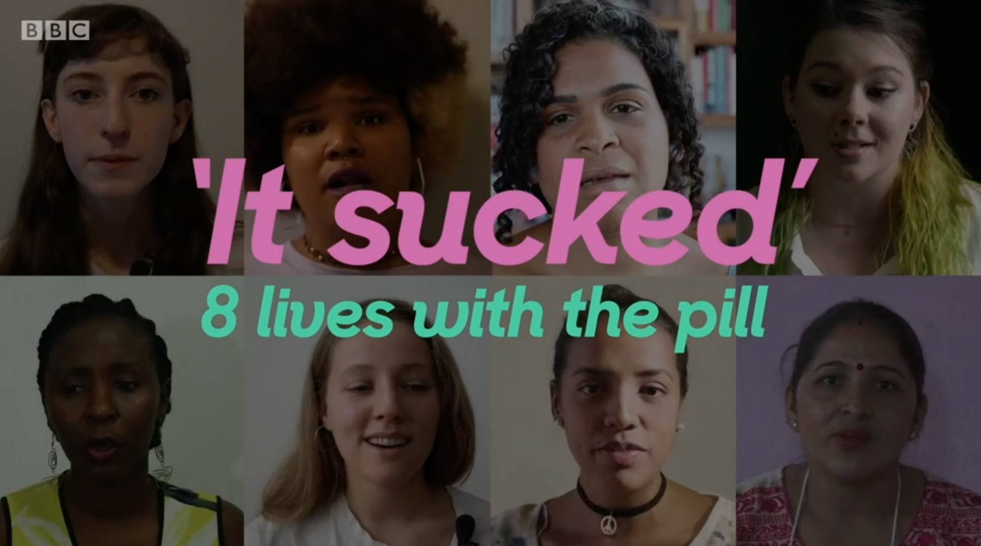 It Sucked: Eight Lives with the Pill