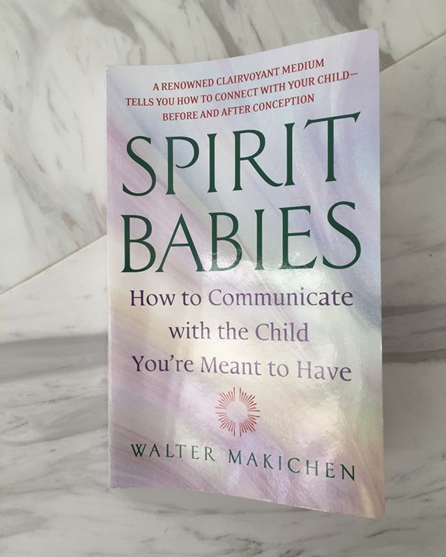 When a book changes your life...⠀⠀⠀⠀⠀⠀⠀⠀⠀ Speaking to my spirt babies is one of the most empowering things I've done for myself. I'm a lucid dreamer and have been speaking to my spirt babies in my dreams but it wasn't until reading this book that I recognized I'd been doing so! There are mediations at the end of each chapter to communicate with your spirit baby. Have you met yours? #hypnobirthing #hypnosis #hospital #birthing #birth #doula #moms #childbirth #homebirth #midwife #love #nyc #support #birthclasses #anxiety #fear #birthwithoutfear #postpartum #meditation