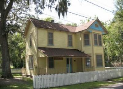 The Howard Thurman Historical Home in Daytona Beach, Florida