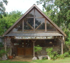 HILL COUNTRY ANTLER ART