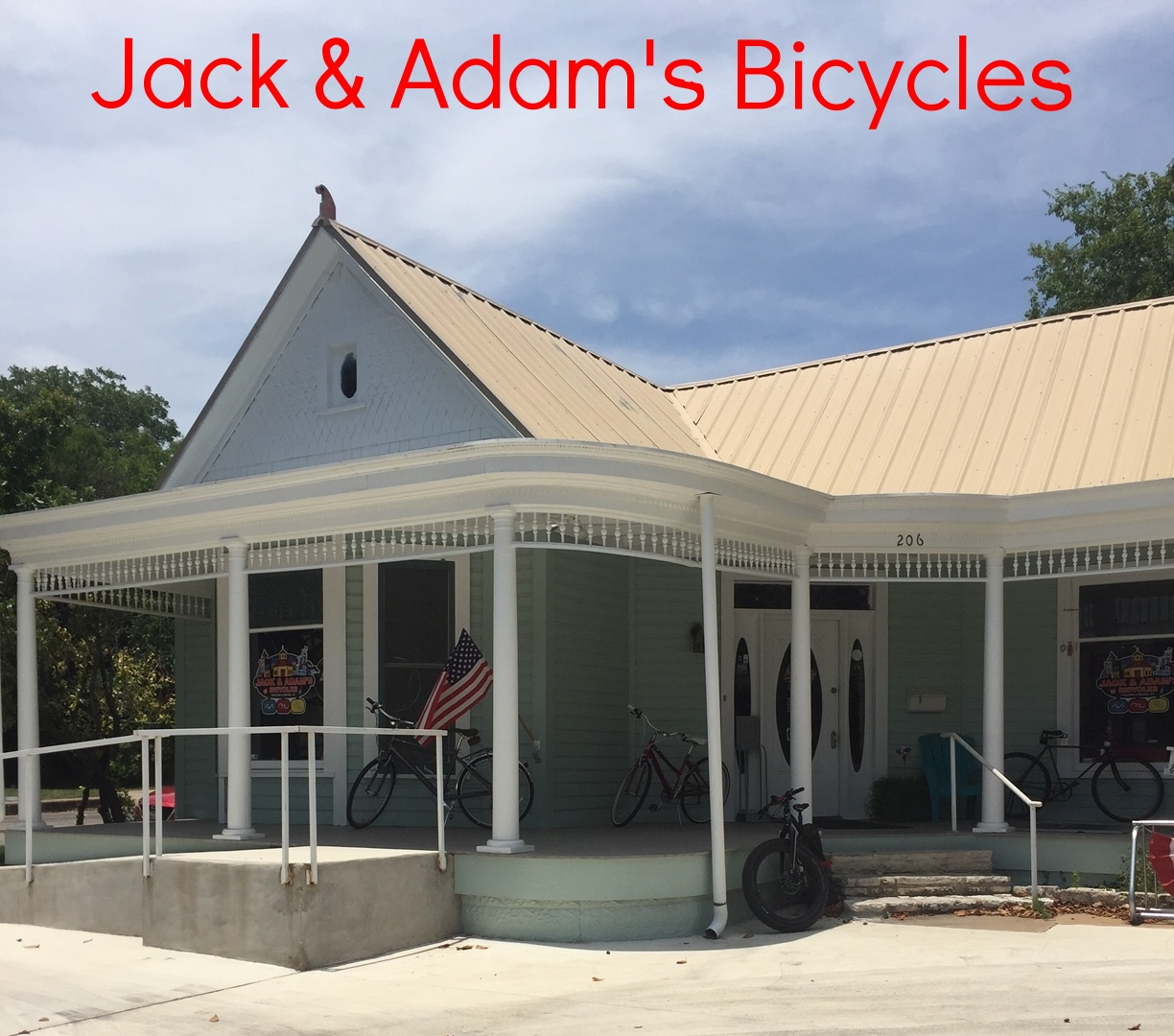 JACK & ADAM'S BICYCLES