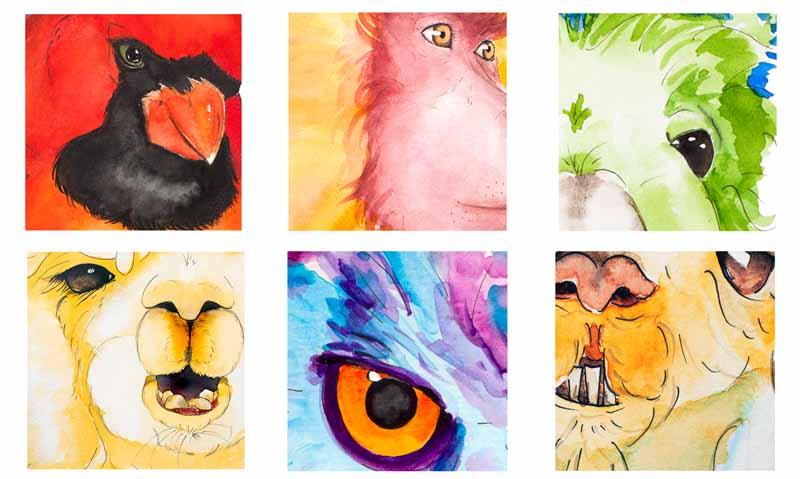 Aquarelles en Vente - Oeuvres originales disponibles