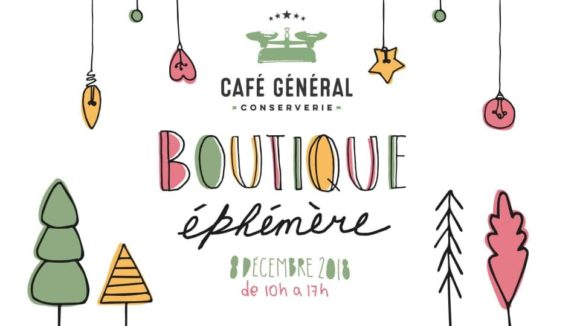 Christmas Pop Up Shop - Read more about the 4th edition in LeCentro.co