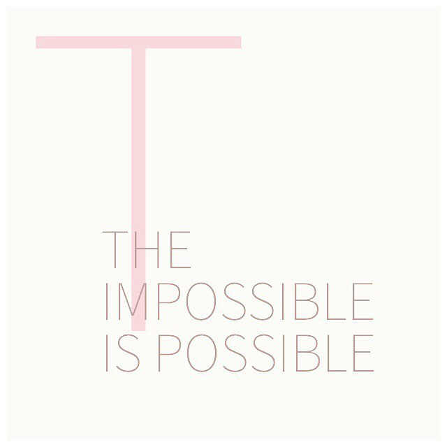 ☀️🙏☀️ My Monday Meditation Mantra 🙏☀️🙏 The impossible is possible. You are greater and more powerful than your mind can comprehend. And you can do the impossible! 😘
