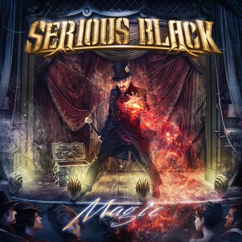 SERIOUS BLACK - MAGIC (2017)