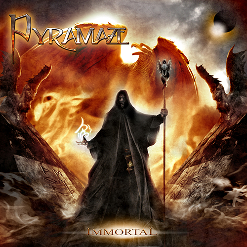 PYRAMAZE - IMMORTAL (2008)