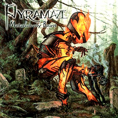 PYRAMAZE - MELANCHOLY BEAST (2004)