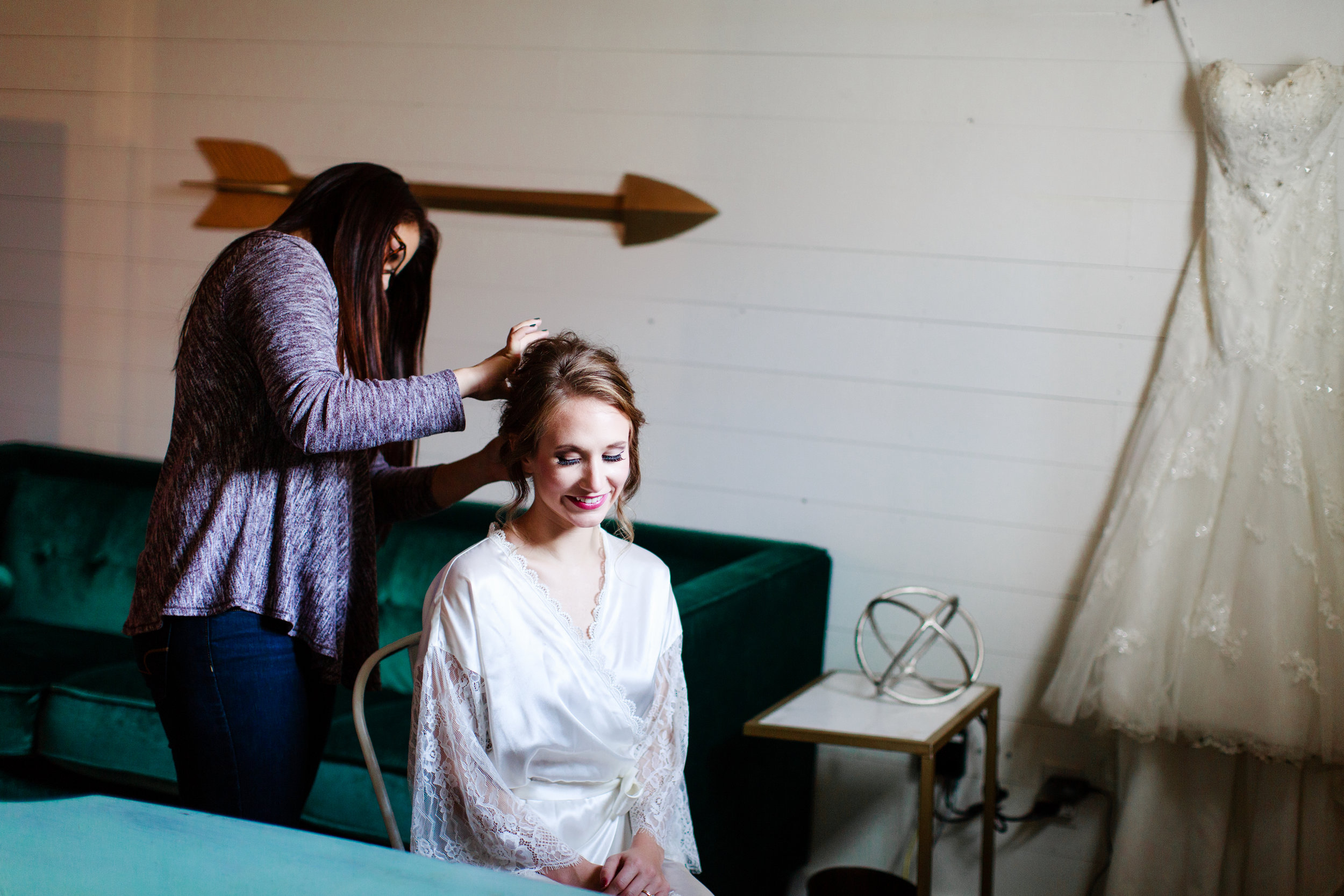Hair + Makeup Artist - Olivia Eaton | Franklin, Kentucky