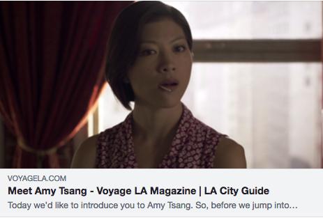 Voyage LA Magazine - 3/12/19