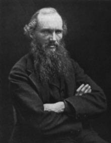William Thomson AKA Lord Kelvin AKA Victorian Liam Neeson