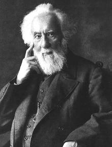 William Huggins, i.e. Science Santa.