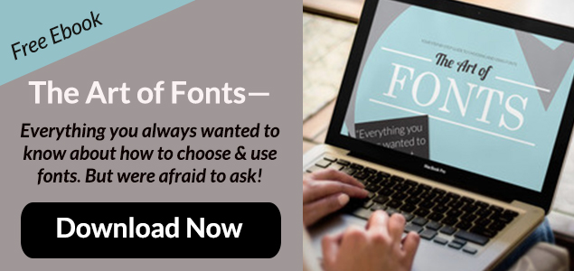The art of fonts