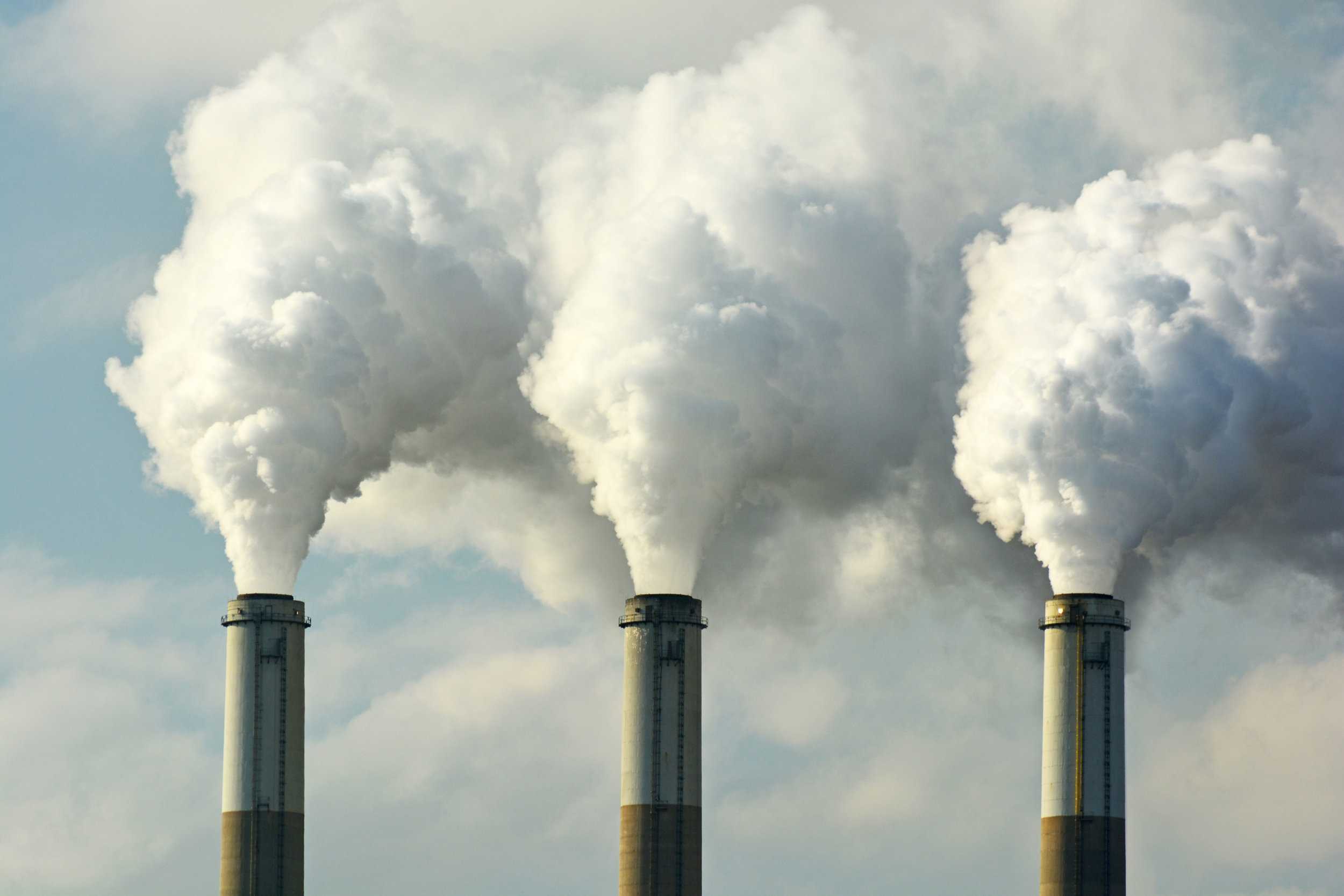 Clean air is much better!