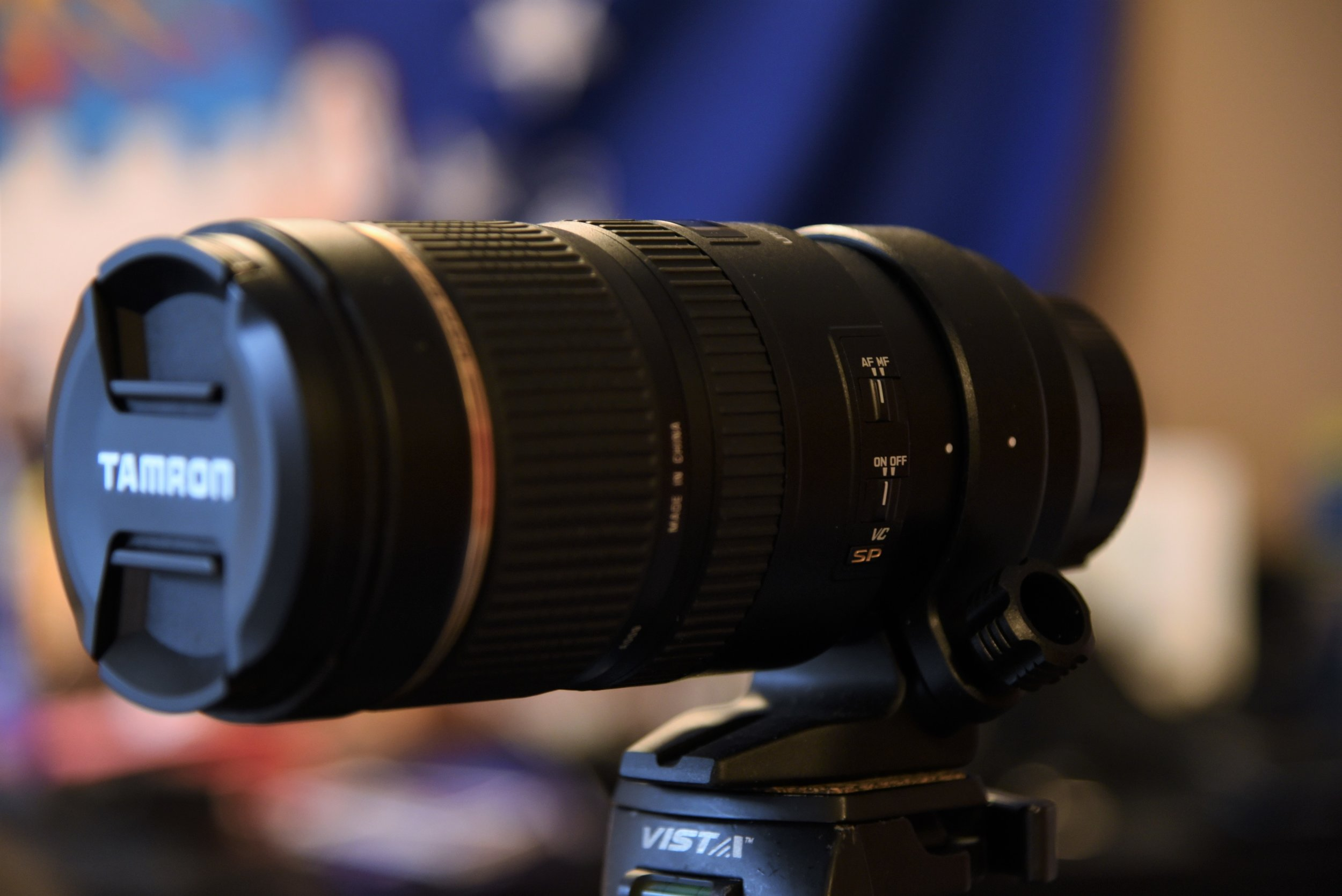 The big lens that can do it all!