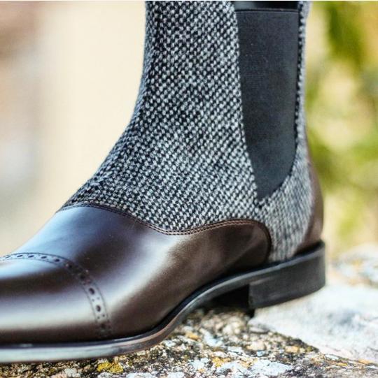 A Deluxe Design Shoe