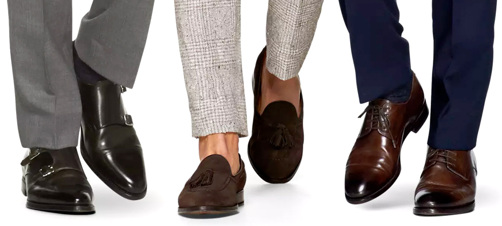 - What Colour Shoes to wear with your Suit: A Definitive Guide