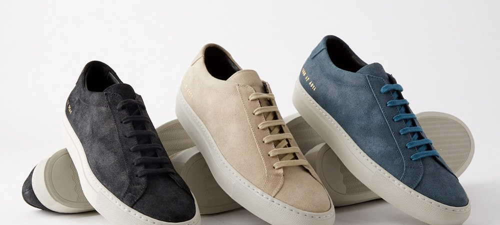 The Best Suede Sneakers for Men -