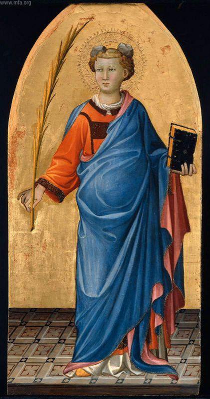 St. Stephen (Starnina,   image credit  )