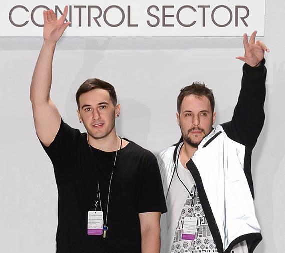 Maxwell Amadeus Coombs-Esmai    Adam Thomison Control Sector