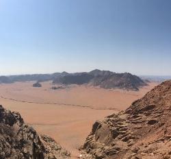 Wadi Rum Nature Tours - Jabal Al Hash Hiking Tour