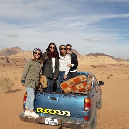 Wadi Rum Jeep Tour - Wadi Rum Nature Tours