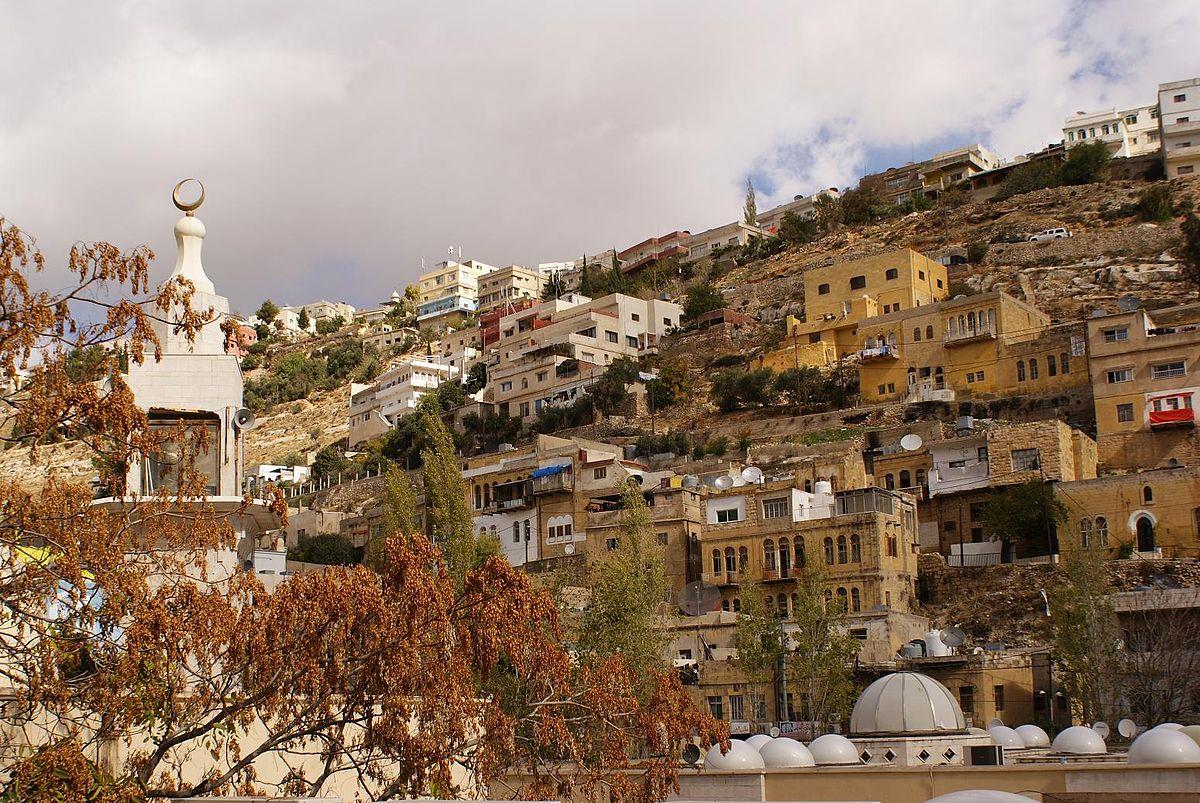 Salt (or As Salt), Jordan's former capital.