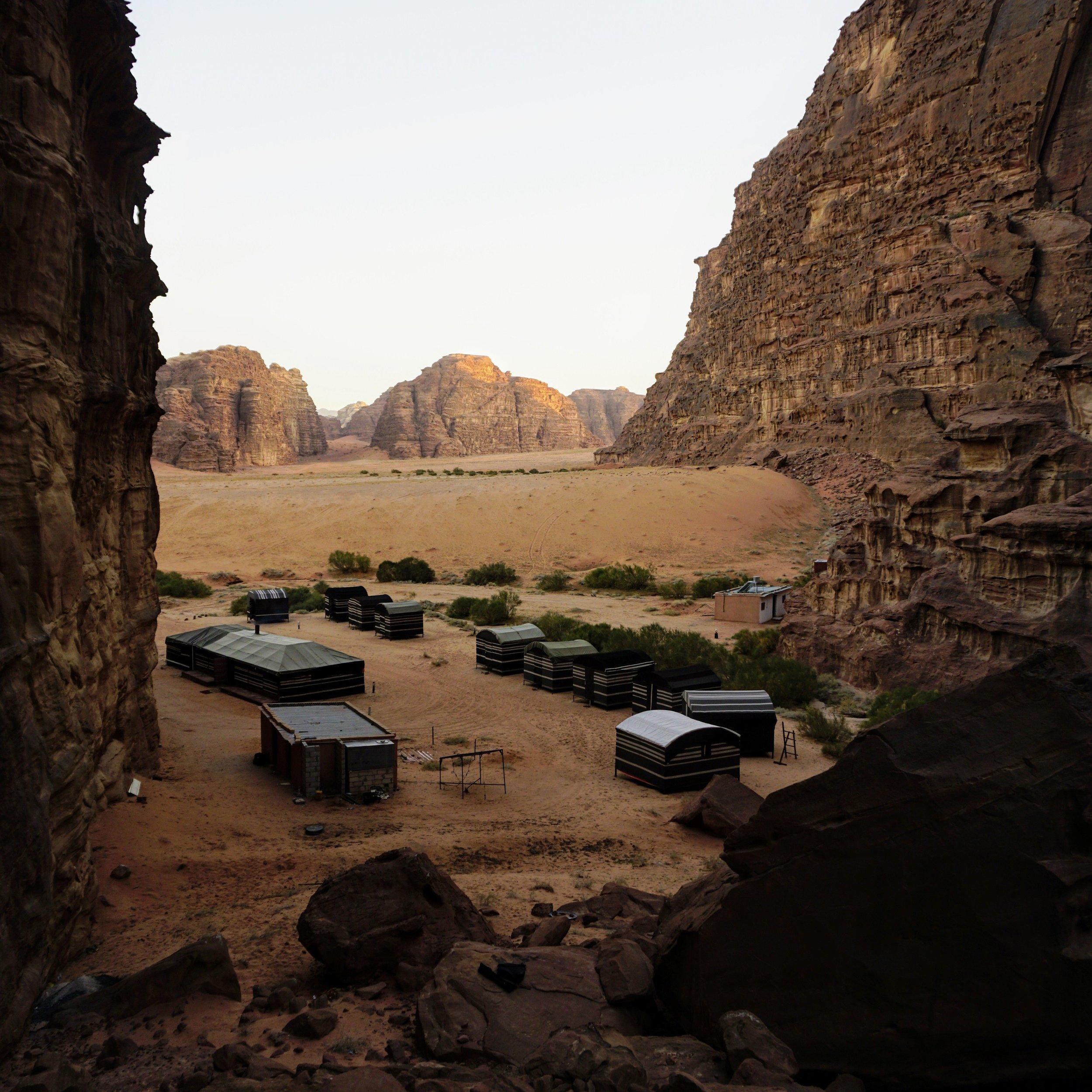 Wadi Rum Nature Tours & Camp