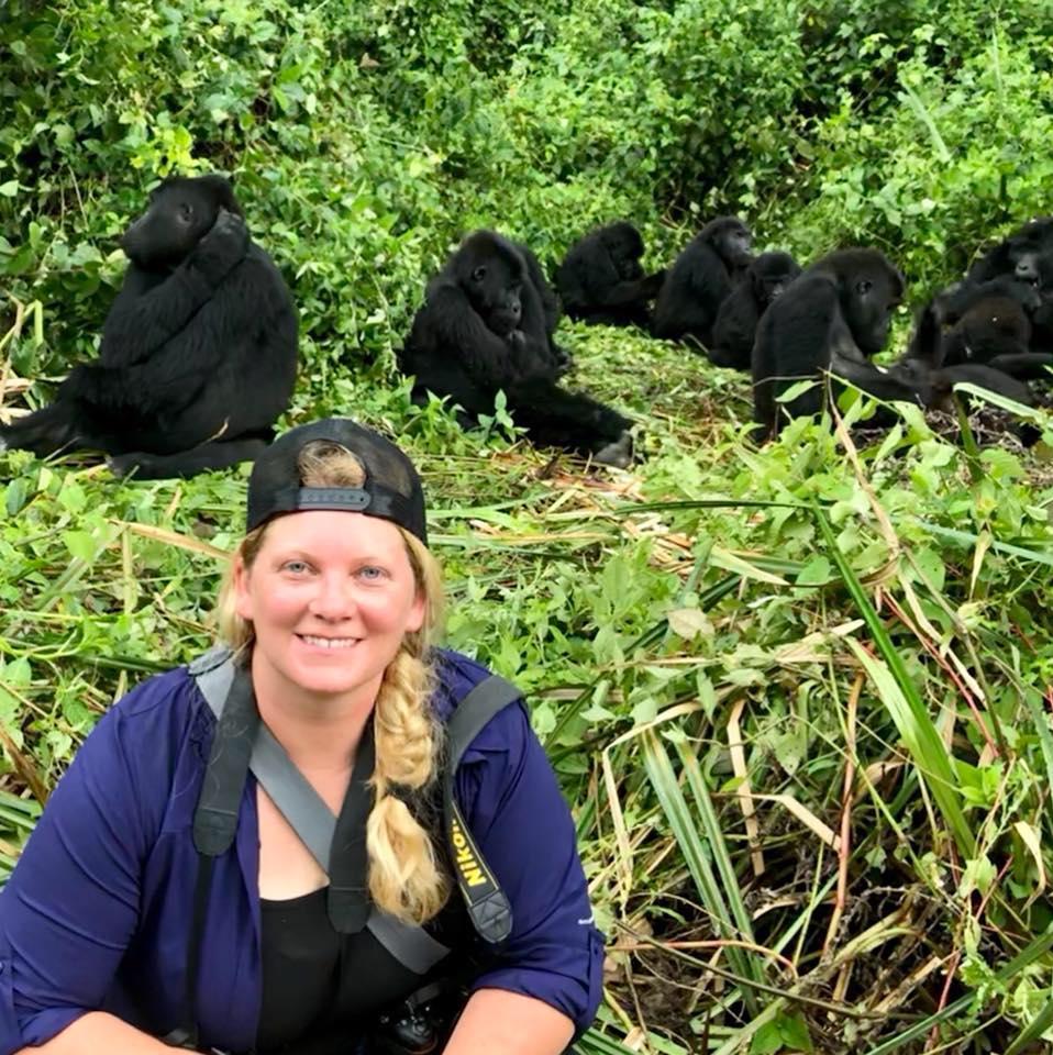 Trekking with Gorillas in DRC