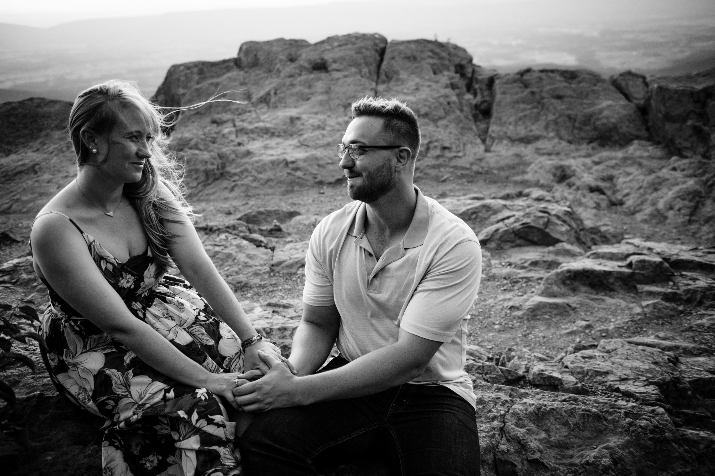 Shenadoah National Park Engagement - Melissa & Ron-4150.jpg