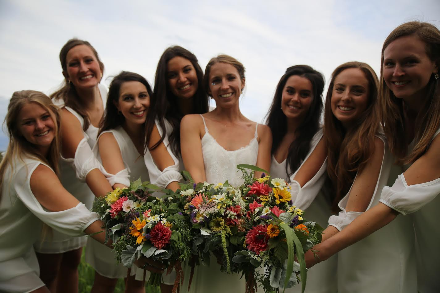 photo credit: friend of bride, Emily