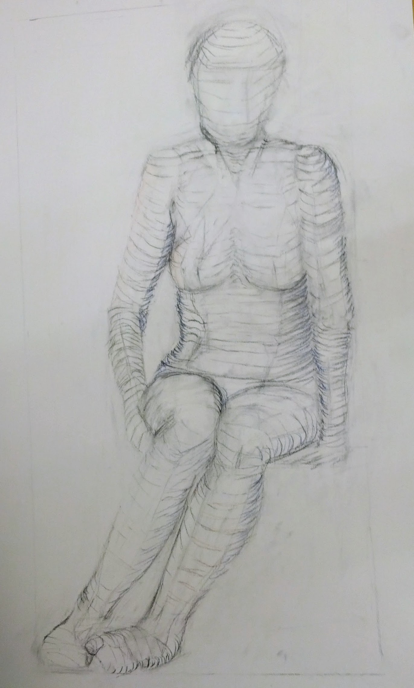 Expression of Interest for Life Drawing - Looking at running life drawing untutored sessions alternate Friday evenings.Dependant on numbers (minimum of 6)Cost: $11 per session (for cost of model)Contact: Ann Whitbyann@whitby.id.au | 0410 128 848