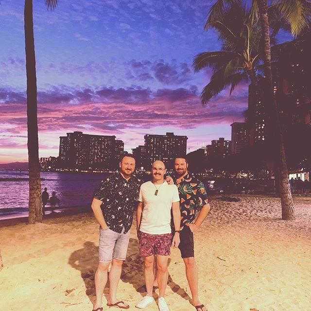 Ready for a night on the town in Waikiki #aloha #hawaii #vacation