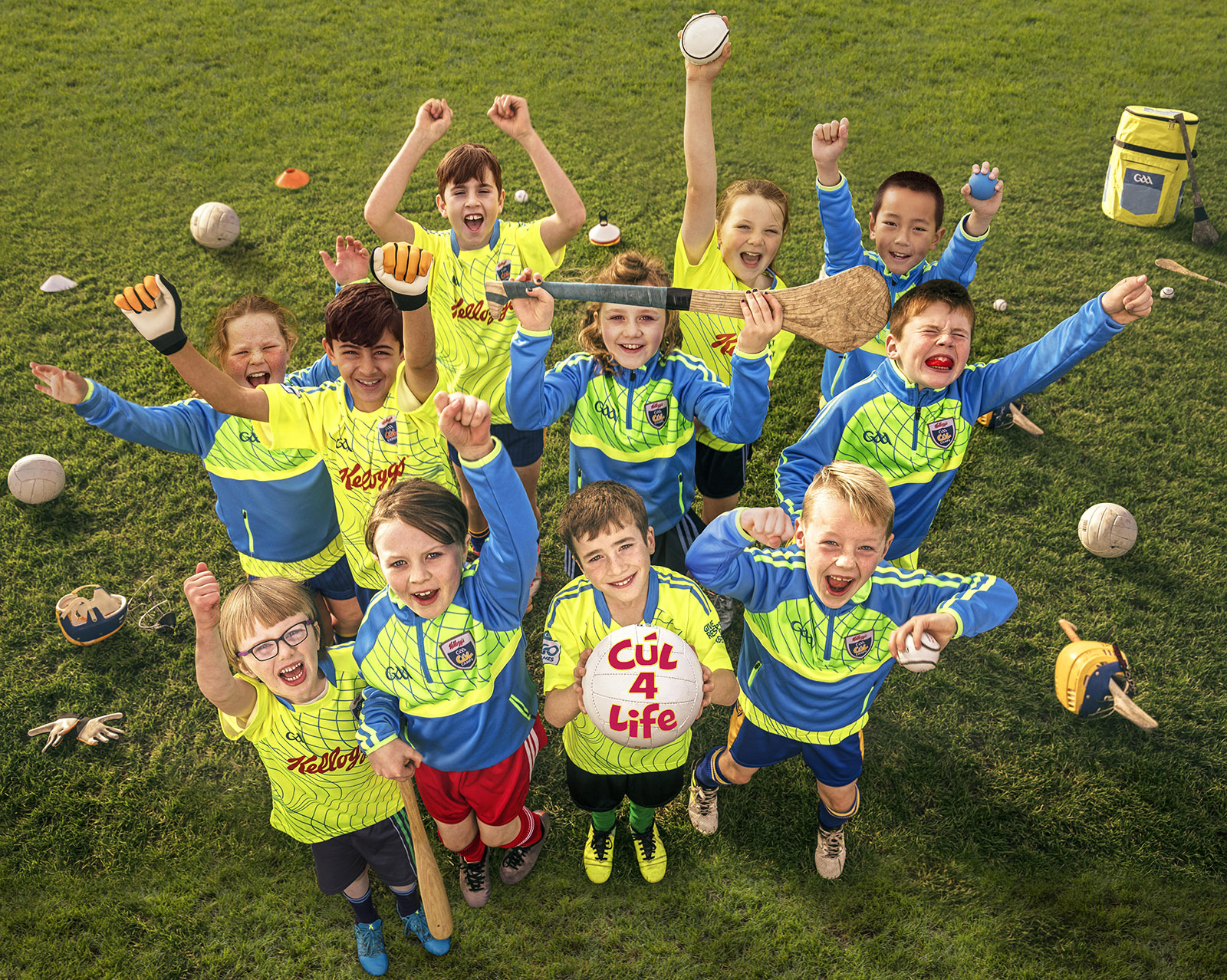 KELLOGG'S RESEARCH STUDY ON CHILDREN'S ACTIVITY LEVELS AND SPORT   - Newstalk.com