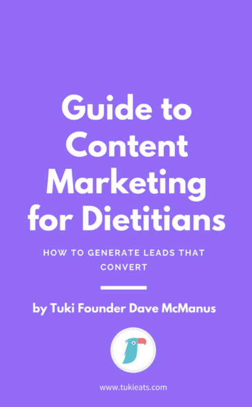 How to generate more leads for your business. Get our free content marketing guide. -